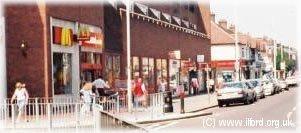 Barkingside High Street Shops Welcome To Ilford